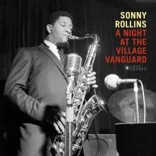Sonny Rollins (geb. 1930): A Night At The Village Vanguard (180g) (Limited-Edition) (Francis Wolff Collection) +2 Bonus Tracks, LP