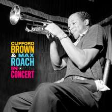 Clifford Brown & Max Roach: In Concert! (180g), LP