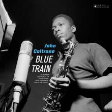 John Coltrane (1926-1967): Blue Train (180g) (Limited Edition) (Francis Wolff Collection) +2 Bonus Tracks, LP