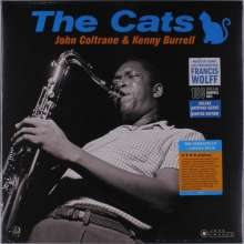 Kenny Burrell & John Coltrane: The Cats (180g) (Limited Edition) (Francis Wolff Collection) +1 Bonus Track, LP