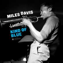 Miles Davis (1926-1991): Kind Of Blue (180g) (Limited Edition) (Francis Wolff Collection) +1 Bonus Track, LP