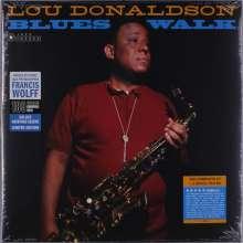 Lou Donaldson (geb. 1926): Blues Walk (180g) (Limited Edition) (Francis Wolff Collection) +2 Bonus Tracks, LP