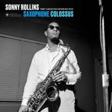 Sonny Rollins (geb. 1930): Saxophone Colossus (180g) (Limited Deluxe Edition), LP