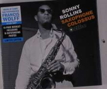 Sonny Rollins (geb. 1930): Saxophone Colossus / The Sound Of Sonny Rollins (Jazz Images), 2 CDs