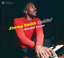 Jimmy Smith (Organ) (1928-2005): Bashin' / Midnight Special / Jimmy Smith Plays Fats Waller / Crazy! Baby (Jazz Images) (Limited Edition), 2 CDs