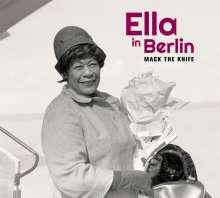 Ella Fitzgerald (1917-1996): Ella In Berlin: Mack The Knife +2 Bonus Tracks (Limited-Edition), CD