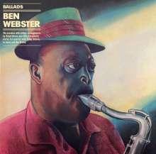 Ben Webster (1909-1973): Ballads, CD