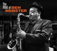 Ben Webster (1909-1973): The Soul Of Ben Webster (+9 Bonus Tracks) (Limited Edition), CD