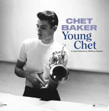 Chet Baker (1929-1988): Young Chet (Box Set) (180g) (Limited Edition), 3 LPs