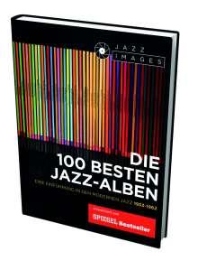Jazz Images Sampler + Buch, 1 CD und 1 Buch