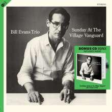 Bill Evans (Piano) (1929-1980): Sunday At The Village Vanguard (180g), 1 LP und 1 CD