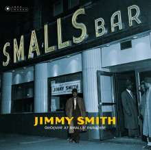 Jimmy Smith (Organ) (1928-2005): Groovin' At Small's Paradise (180g) (Limited Deluxe Edition), 2 LPs