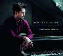 Antonio Oyarzabal - La Muse oubliee, CD