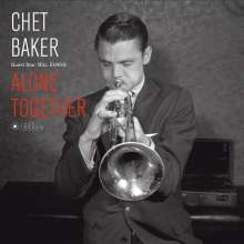 Chet Baker & Bill Evans: Alone Together (180g) (Limited Edition), LP