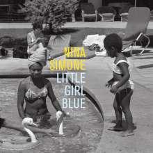 Nina Simone (1933-2003): Little Girl Blue (180g) (Limited Edition), LP