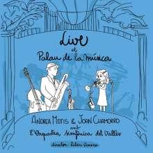 Joan Chamorro & Andrea Motis: Live At Palau De La Musica, LP