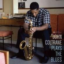 John Coltrane (1926-1967): Plays The Blues (Jean-Pierre Leloir Collection) (Limited Edition), CD
