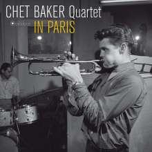 Chet Baker (1929-1988): In Paris (180g) (Limited Edition), LP