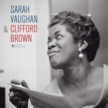Sarah Vaughan (1924-1990): & Clifford Brown (180g) (Limited Edition), LP