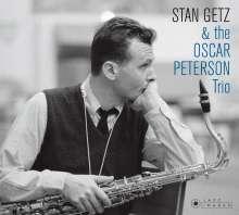 Stan Getz & Oscar Peterson: Stan Getz & The Oscar Peterson Trio (180g) (Limited Edition), LP