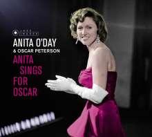 Anita O'Day & Oscar Peterson: Anita Sings For Oscar, CD