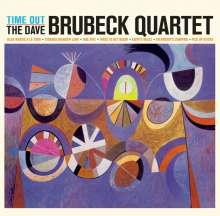 Dave Brubeck (1920-2012): Time Out / Brubeck Time, CD