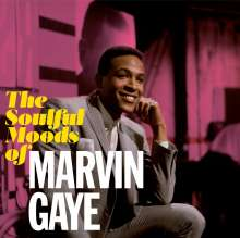 Marvin Gaye: The Soulful Moods Of Marvin Gaye (Limited Edition), CD