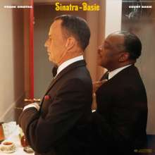 Frank Sinatra & Count Basie: Sinatra-Basie (remastered) (180g) (Limited-Edition), 2 LPs