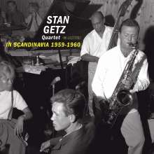 Stan Getz (1927-1991): In Scandinavia 1959 - 1960 (180g), LP