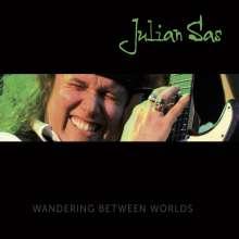 Julian Sas: Wandering Between Worlds - Live, 2 CDs