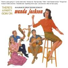 Wanda Jackson: There's A Party Going' On (remastered) (180g), LP