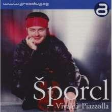 Astor Piazzolla (1921-1992): Las Cuatro Estaciones Portenas, CD