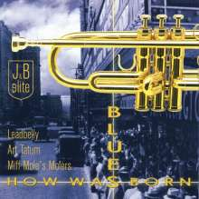 How Blues Was Born, CD