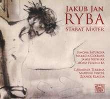 Jan Jakub Ryba (1765-1815): Stabat Mater, CD