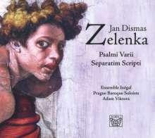 Jan Dismas Zelenka (1679-1745): Psalmen, CD