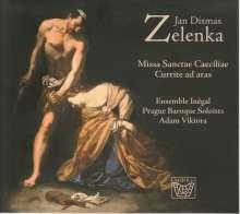 Jan Dismas Zelenka (1679-1745): Missa Sanctae Caeciliae  ZWV 1, CD