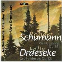 Felix Draeseke (1835-1913): Große Messe in a op.85, CD