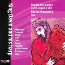 King David and his harp, CD