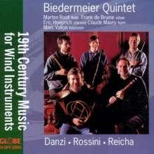 Biedermeier Quintet - 19th Century Music, CD