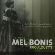 "Melanie Bonis (1858-1937): Kammermusik mit Flöte ""The Music of Mel Bonis"", CD"