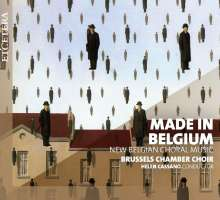 Brussels Chamber Choir - Made in Belgium, CD