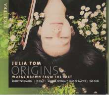 Julia Tom - Origins, CD