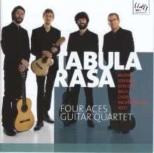 Four Aces Guitar Quartet - Tabula Rasa, CD