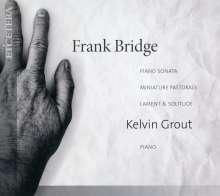 Frank Bridge (1879-1941): Klavierwerke, CD