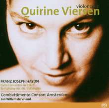 Joseph Haydn (1732-1809): Cellokonzerte Nr.1 & 2, Super Audio CD