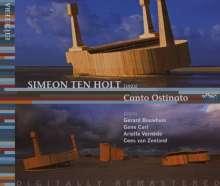 Simeon ten Holt (1923-2012): Canto Ostinato, 3 CDs