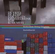 Doelen Kwartet - Rotterdam String Quartets, CD