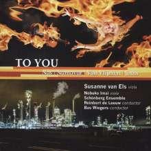 Susanne van Els - To You, CD