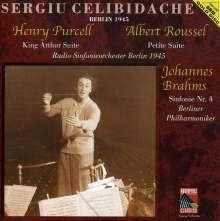 Sergiu Celibidache - Berliner Aufnahmen 1945, CD