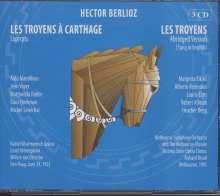 Hector Berlioz (1803-1869): Les Troyens (gekürzte Fassung/in engl.Spr.), 3 CDs